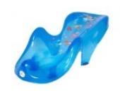 Rutschfester Baby-Badesitz Aqua, ergonomischer Badewannenstuhl, Unterstützung für Neugeborene