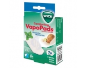 WICK VapoPads Menthol-Duftpads WH7