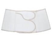 BellyBandit BFFM Bauchbinde zur Unterstützung der Rückbildung, Nude M (97-110 cm)