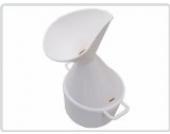 Inhalator für Gesichtssauna Heilpflanzenöl Dampfinhalator Inhalierhilfe bei Erkältung