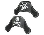 Piraten-Hüte, Bastelset für 8 Stück