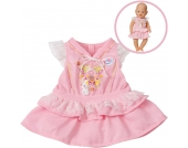 Zapf Creation Baby Born Kleider Kollektion (Rosa) [Kinderspielzeug]