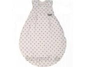 Alvi Baby Mäxchen Schlafsack 1-tlg. Außensack Das Original Gr. 50/56 Dots weiss Modell 2012/13