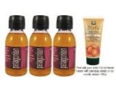 3 Flaschen reinen Wildrosenöl jedem 100ml. Kaltpressung. Extra-Qualität Creme für die Hände frei.
