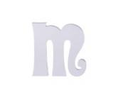 Buchstabe M für Braut Hochzeit Party Geburtstag Weihnachten Home Garten Dekoration