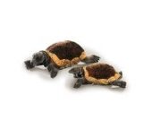 Plüschtier Schildkröte Schildi - 120 cm - - Plüschtier von Steiner - handgefertigt in Deutschland - XXL Kuscheltier