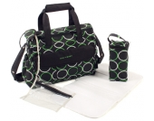 Chic 4 Baby Wickeltasche Luxury (Orbit Green) [Kinderwagen]