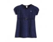 Esprit Girls Baby Kleid plum blue - blau - Mädchen