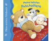 Mein erstes Fühlbuch: Meine liebsten Kuscheltiere