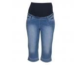 2hearts Umstands-Capri-Jeans