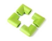 VivReal 4x Tisch Eckenschutz Kantenschutz Schutzkappen Kindersicherung Grasgrün
