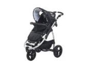 Britton Baby B2404 3Style² Buggy für Kind im Alter von 0+m, schwarz