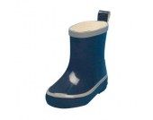 Playshoes Gummistiefel Boys niedrig marine PVC-frei - blau - Jungen