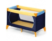 hauck Reisebett Dream´n Play 11 yellow/blue/navy