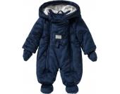 Baby Schneeanzug Gr. 68 Jungen Baby