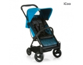 Icoo Buggy Acrobat Shop´n´Drive Fishbone blue - blau