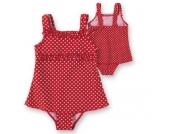 PLAYSHOES Kinder Badeanzug mit UV Schutz Gr. 86/92 Mädchen Kleinkinder