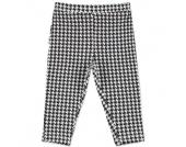 Max Collection Baby Leggings KARO schwarz-weiß - bunt - Mädchen