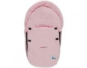 Altabebe Sommerfußsack Mikrofiber Babyschale rosa