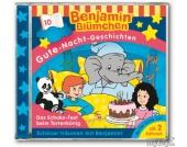 CD Benjamin Blümchen: Gute Nacht Geschichten 10