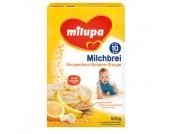 MILUPA Milchbrei Knusperkorn Banane Orange 500g