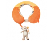 fehn ® Monkey Donkey Nackenstütze Koala - orange