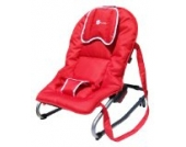 United Kids 601206 Babywippe - Schaukelliege A503, rot