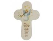 Kinderkreuz Engel mit Posaune