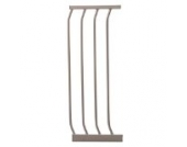 Dream Baby - Tee-Zed Products F172S 10.5 in. Dream Baby Gate - Silber