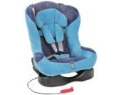 Autokindersitz Road Traveler von UNITED-KIDS, RL+ST Blue, Gruppe 0+/I, 0-18 kg