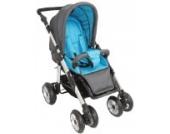 United Kids 910560 Sportwagen Buggy QX-519, grau-blau (16kg)