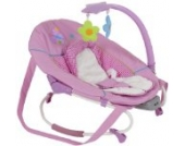 Hauck Leisure e-motion Babywippe Schaukel-Wippe mit Funktion Butterfly