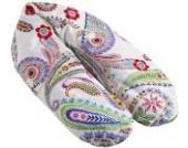 Naf-Naf 31155 Schwangerschaftskissen, Susi-A, 145 x 25 cm, multicolor