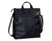 Wickeltasche Casual, Buggy Bag, black