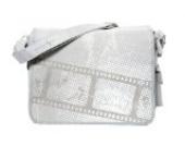 Osann Wickeltasche Pflegetasche Disney Mickey Movie beige braun, mit mobiler Wickelunterlage und Schnullertasche