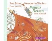 Paulas Reisen - Das Musical, Audio-CD