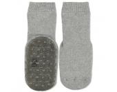 EWERS Stoppi Socken grau melange