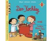 Die wilden Zwerge: Der Kochtag / Tschüss kleiner Piepsi, 1 Audio-CD