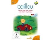DVD Caillou 17: Caillou lernt Auto fahren