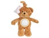 Teddykompaniet - Nursery Nachtlicht Bär Beige