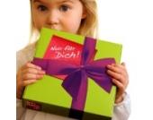 Geschenkeset 3 Klassiker marine, Baby Geschenke, Geschenke zur Taufe, Babymütze mit Schnullerkette und Herzkissen zum Wärmen