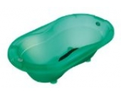 Rotho Babydesign 200010211 Top Badewanne, translucent green