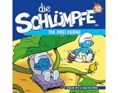 CD Die Schlümpfe 10 - Die Drei Kerne/Blümchen ist verschwunden