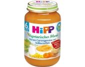 HiPP vegetarische Menüs